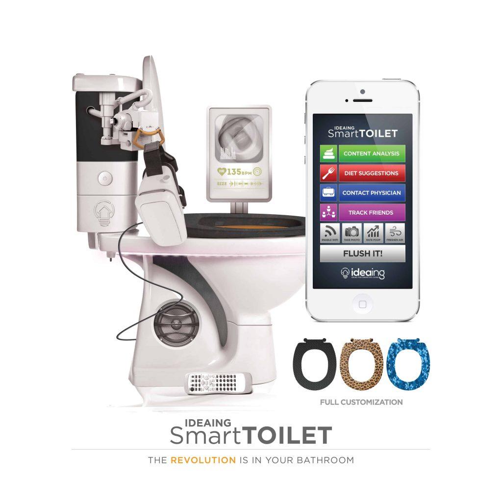 توالت هوشمند