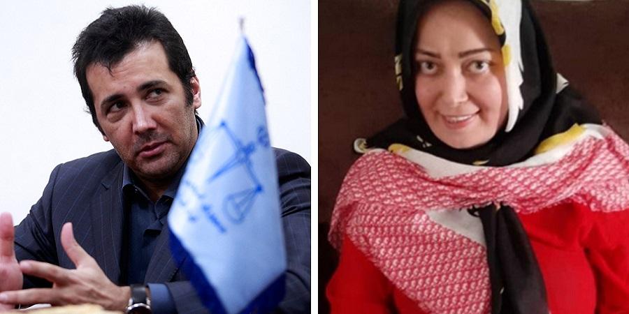 زن شاکی حسام نواب صفوی کیست و چه ادعایی دارد؟