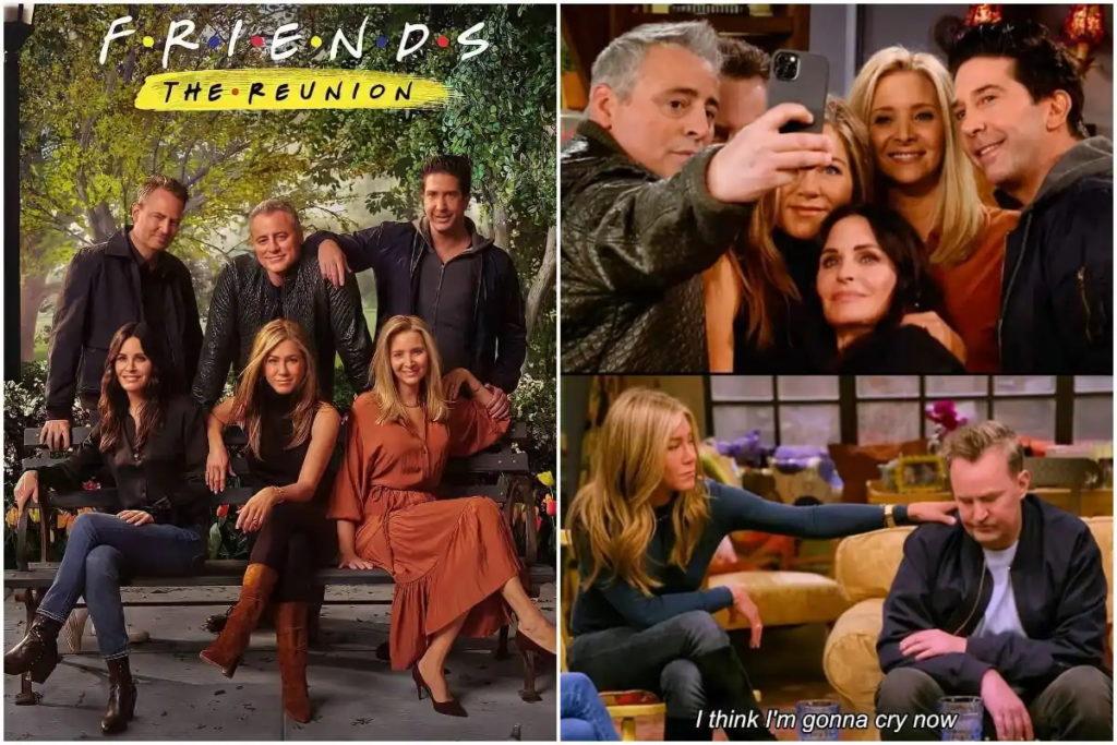 رکورد خارقالعاده تعداد بینندگان قسمت ویژه Friends: The Reunion در تنها یک روز