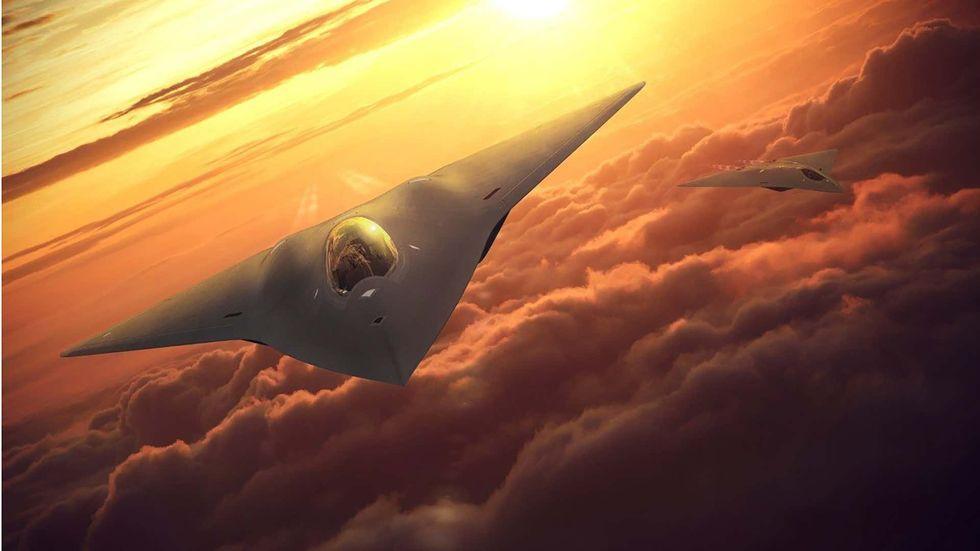 با توجه به طراحی، تولید و تست جدیدترین جت جنگنده در ایالات متحده، جنگنده های نسل ششم چه ویژگی هایی دارند؟
