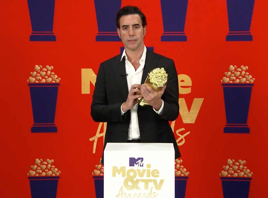 ساشا بارون کوهن بازیگر و فیلمساز بریتانیایی در مراسم جوایز MTV اعلام کرد که شخصیت های بورات و علاء الدین بایگانی شده اند