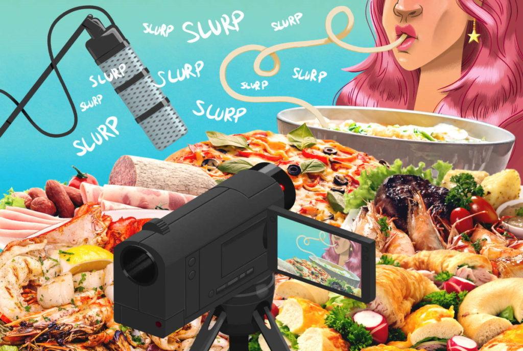 موکبانگ چیست و چگونه یوتیوبرها از ویدئوهای خوردنشان پول درمیآورند؟
