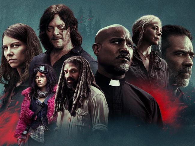 تاریخ انتشار، تعداد اپیزودها و داستان فصل یازدهم سریال The Walking Dead