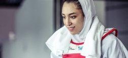 حضور کیمیا علیزاده و سه ایرانی دیگر در المپیک توکیو با پرچم تیم پناهندگان