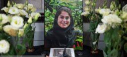 آخرین پیام صوتی مهشاد کریمی خبرنگار قربانی سانحه واژگونی اتوبوس خبرنگاران