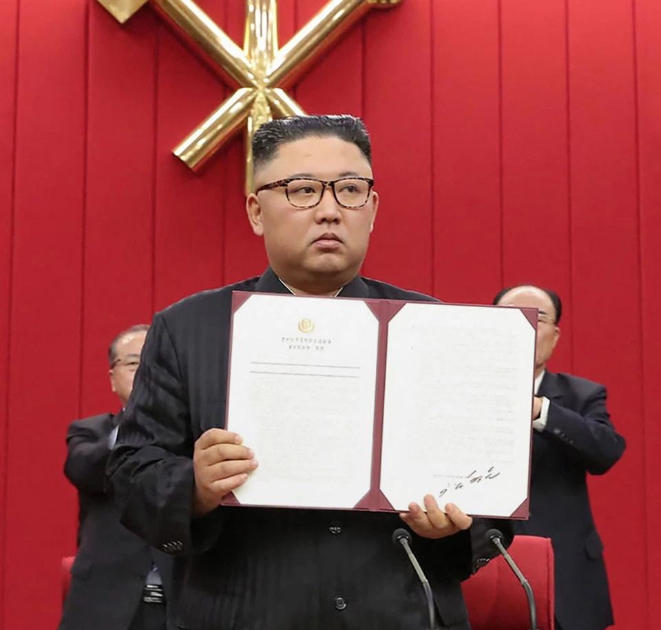 رهبر کره شمالی در شرایطی که تا دو ماه دیگر ذخایر غذایی کشورش به پایان می رسد دستور آمادگی برای یک «پیشروی دشوار» دیگر را داد