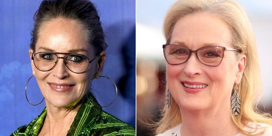 انتقاد شارون استون از اسطوره کردن مریل استریپ: بازیگرهای خوب دیگری هم داریم!