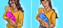 فشارهای جسمی و روانی بر مادر روی جنسیت جنین اثر می گذارد
