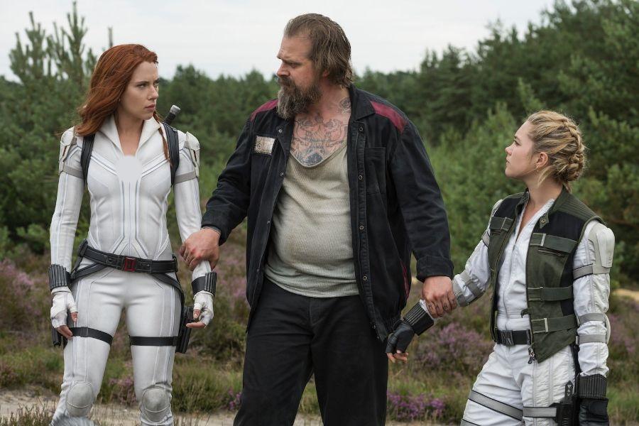 اسکارلت جوهانسون در بلاک باستر بسیار مورد انتظار Black Widow از دنیای مارول بازی خیره کننده ای در نقش ناتاشا رومانوف انجام داده است