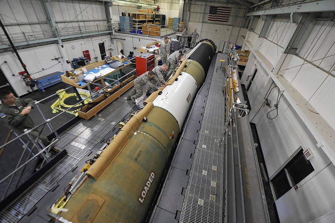 به ادعای نیروی هوایی ایالات متحده، تست های پرواز جدیدترین موشک بالستیک این کشور با لقب «شمشیر آرماگدون» از سال 2023 آغاز خواهد شد.