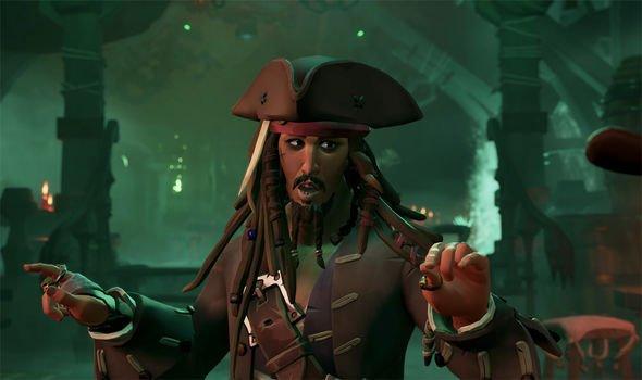 Pirates of the Caribbean jack sparrow 3102827 - بازگشت جک اسپارو اینبار بدون جانی دپ