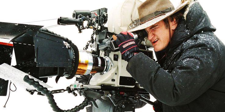 Quentin Tarantino The Hateful Eight - چرا کوئنتین تارانتینو گفته است پس از ساخت فیلم دهم خود بازنشسته خواهد شد؟