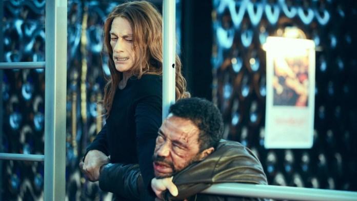 The Last Mercenary on Netflix Jean Claude Van Damme in wigs - تریلر فیلم کمدی اکشن The Last Mercenary با بازی ژان کلود ون دام