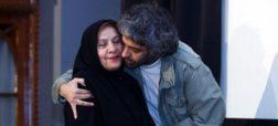 ویدئویی تکان دهنده از حضور پدر و مادر بابک خرمدین در اکران فیلم پسرشان