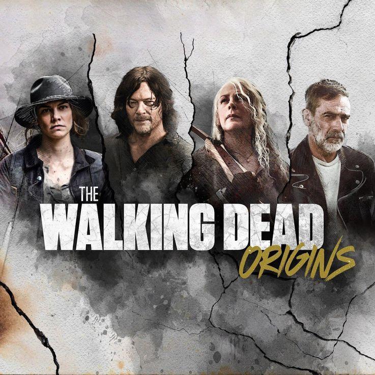 پوستر جدیدی برای سریال اسپین آفی The Walking Dead: Origins تمرکز اصلی را بر روی شخصیت های محبوب مگی، کارول، داریل و نیگان گذاشته است.