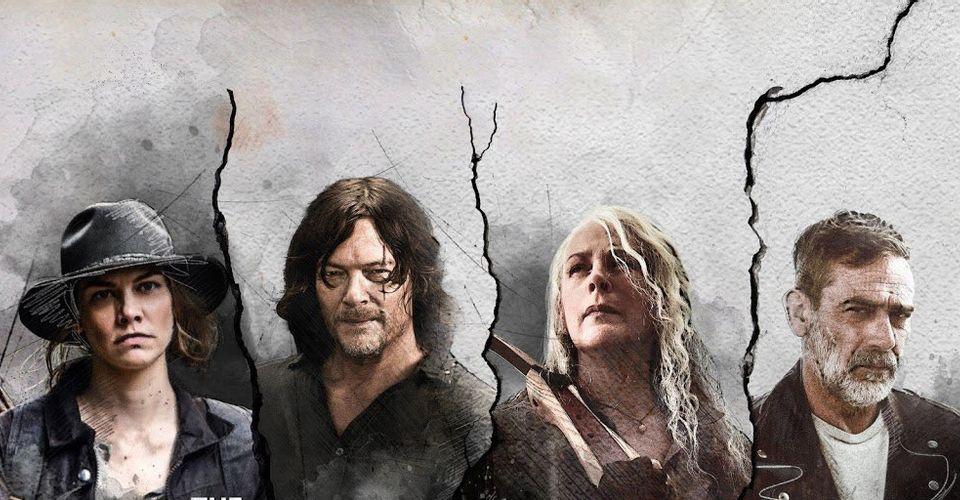 انتشار اولین پوستر سریال ویژه و چهار قسمتی The Walking Dead: Origins