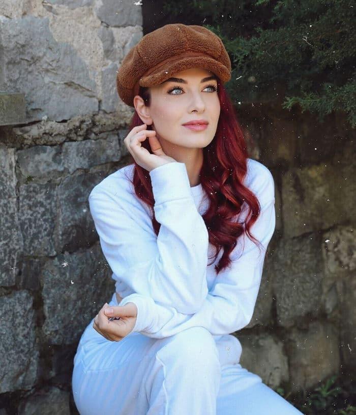 aslihanguner 1 - اسلیهان گونر بازیگر نقش ییلدیز در ستاره شمالی کیست ؟