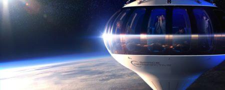 سفر به مرز فضا با بالون های لوکس با پرداخت ۱۲۵ هزار دلار