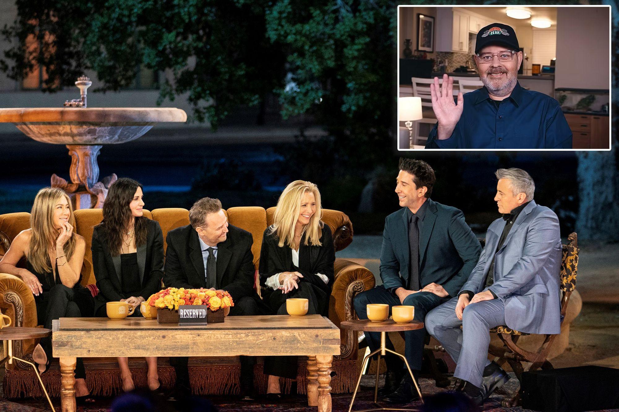 جیمز مایکل تایلر بازیگر سریال نوستالژیک Friends که در این سریال نقش گانتر، گارسن سنترال پارک، را بازی می کرد می گوید که به سرطان مرحله چهارم پروستات مبتلا شده است.