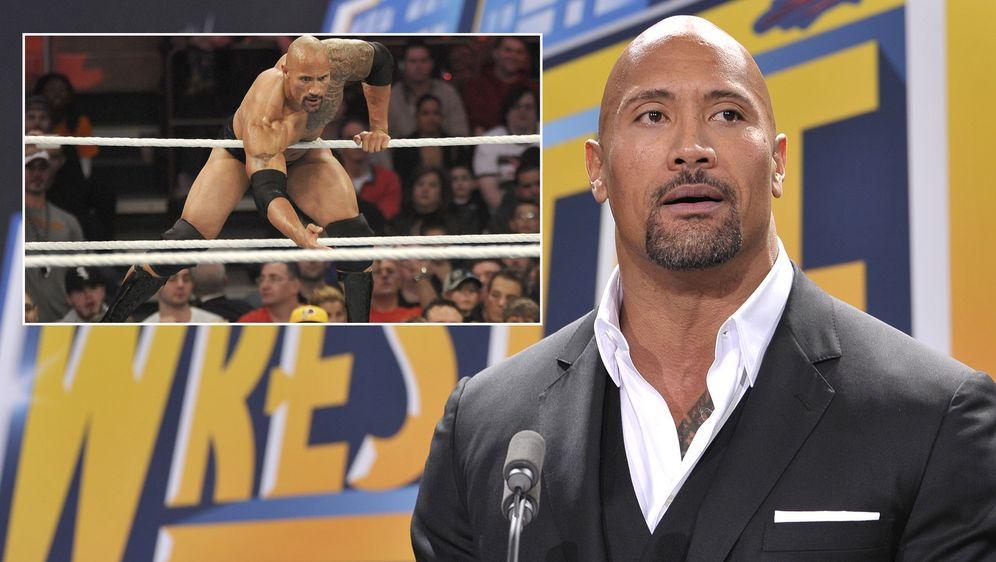 دواین جانسون ملقب به راک، یکی از بزرگ ترین ستارگان دنیای کشتی کج و WWE است اما روزگاری به علت بی پولی می خواست از این ورزش برود