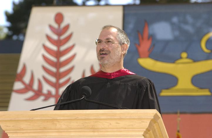 علیرغم فراوان بودن سخنرانی، کمتر سخنرانی فارغ التحصیلی می تواند به جایگاه سخنرانی استیو جابز در دانشگاه استنفورد در سال 2005 برسد.