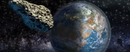 احتمال برخورد سیارکی هم اندازه هرم جیزه با زمین