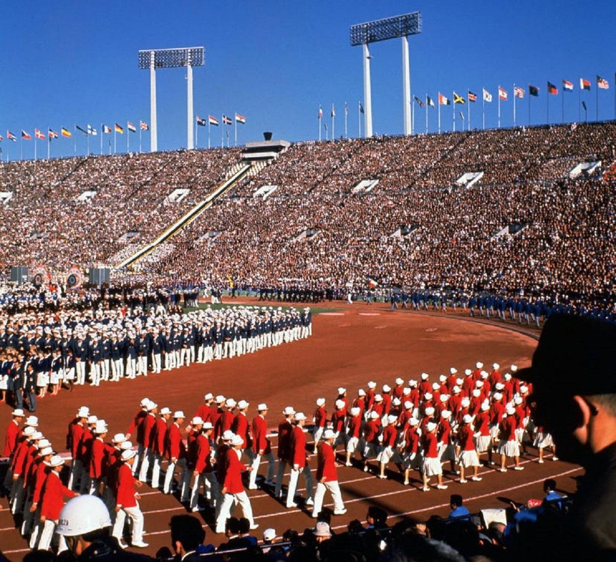یونیفرم المپیک