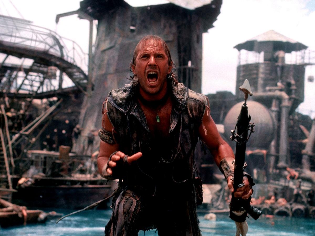 همه چیز در مورد نسخه سریالی فیلم آخرالزمانی Waterworld