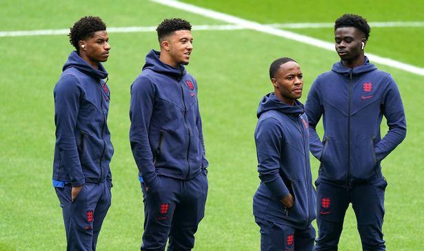 بیش از ۲,۰۰۰ توییت توهین آمیز و نژادپرستانه علیه ۴ بازیکن انگلیس در یورو ۲۰۲۰