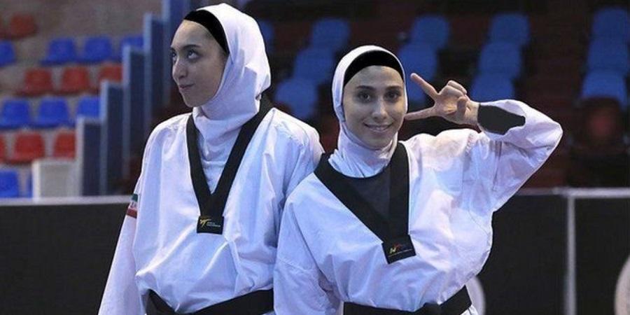 شکست ناهید کیانی در مقابل کیمیا علیزاده در المپیک توکیو + ویدئو