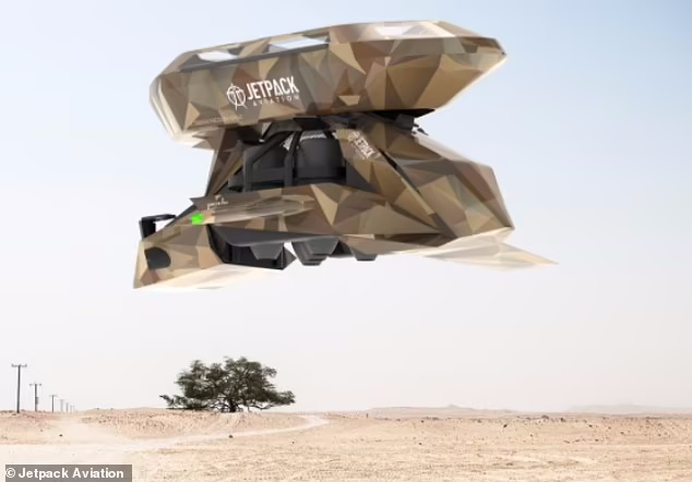 Speeder یک موتورسیکلت پرنده ای است که دارای موتور جت بوده و با سرعت 300 مایل بر ساعت به صورت اتوماتیک پرواز خواهد کرد