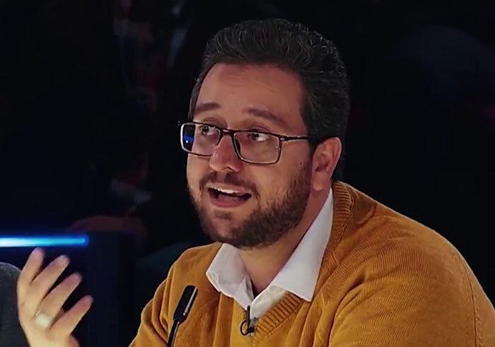 حرف های تند همسر سید بشیر حسینی در مورد علی فروغی؛ از شایعه تا واقعیت