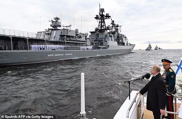 ولادیمیر پوتین رییس جمهور روسیه روز گذشته مدعی شده که روسیه این قدرت را دارد که «حمله ای غیرقابل توقف» را علیه دشمنانش اجرا کند
