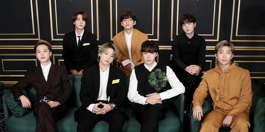 اعضای گروه موسیقی BTS رسماً دیپلمات های جدید کره جنوبی شدند