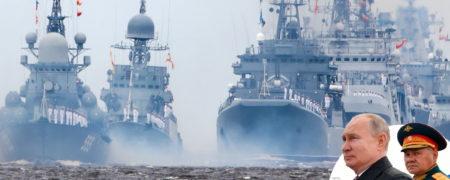 ولادیمیر پوتین دشمنان روسیه را به «حملهای توقف ناپذیر» تهدید کرد