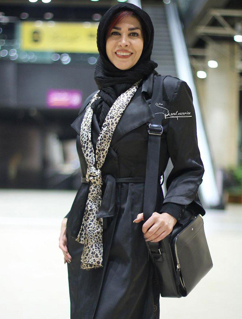 بیوگرافی الهام صفوی زاده