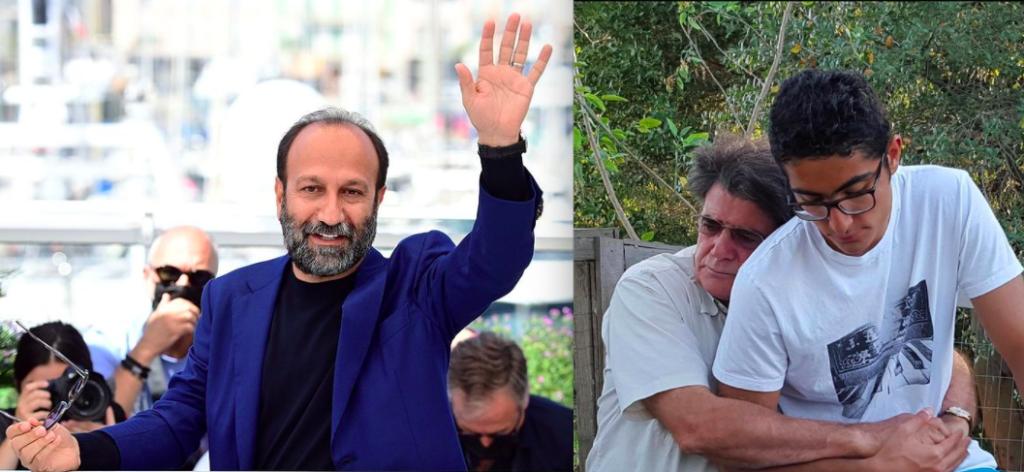 اینستاگردی: از پست های جشنواره ای اصغر فرهادی تا عکس رایان شجریان با پدر