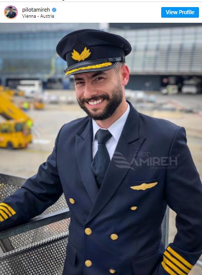 اگر هشتگ «pilots of Instagram» به معنای خلبانان اینستاگرام را در این شبکه اجتماعی جستجو کنید، با تصاویری بی پایان از خلبانان موجه خواهید شد.
