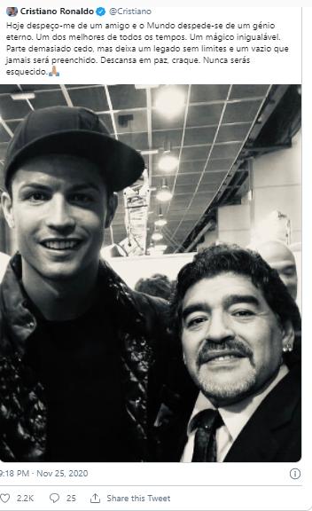 لیونل مسی با 20 میلیون لایک رکورد پرلایک ترین پست اینستاگرامی را شکسته و از رکورد کریستیانو رونالدو عبور کرد