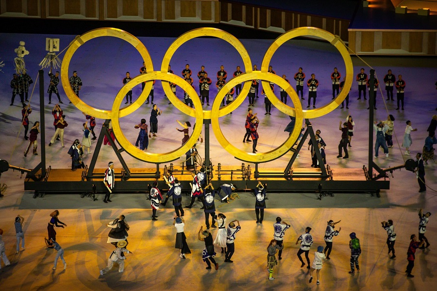عذرخواهی شبکه کره جنوبی به خاطر گزارش اهانت آمیزش از افتتاحیه المپیک توکیو