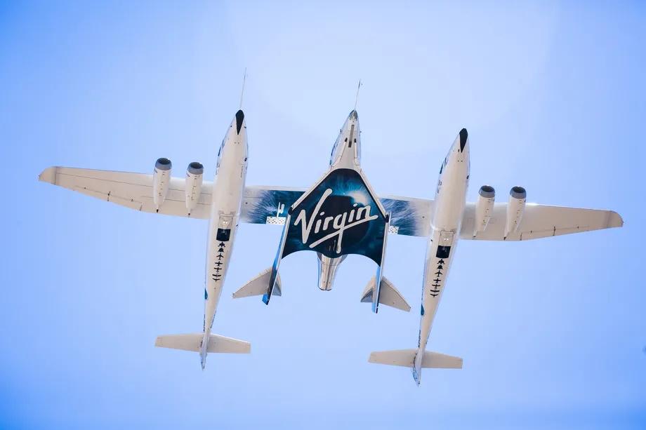 جزییات مربوط به پرواز تاریخی ریچارد برانسون به فضا در رقابت با جف بیزوس