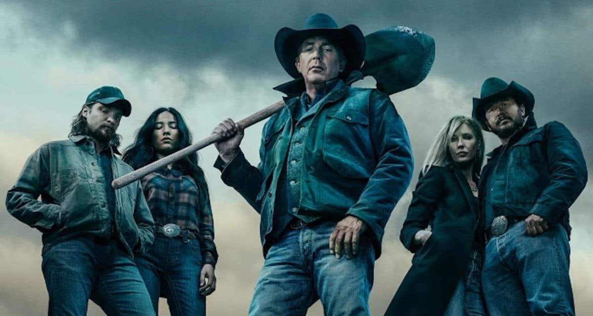 استودیو Paramount Network با انتشار تریلری از انتشار فصل چهارم سریال Yellowstone در پاییز خبر داد، یک سریال درام وسترن با بازی کوین کاستنر