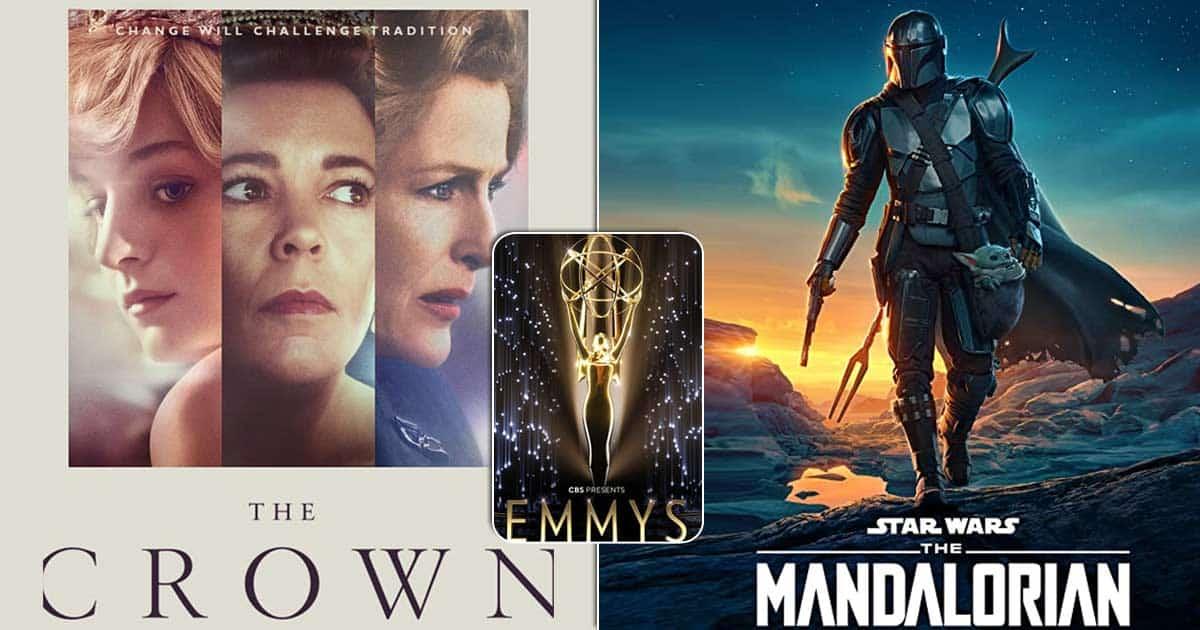 سریال The Crown در کنار سریال The Mandalorian هر کدام با 24 نامزدی در امی 2021 بیشترین تعداد نامزدی را به خود اختصاص داده اند