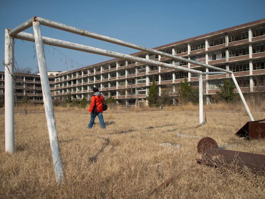 متروکه شدن مدارس کره جنوبی به دلیل کاهش شدید نرخ تولد
