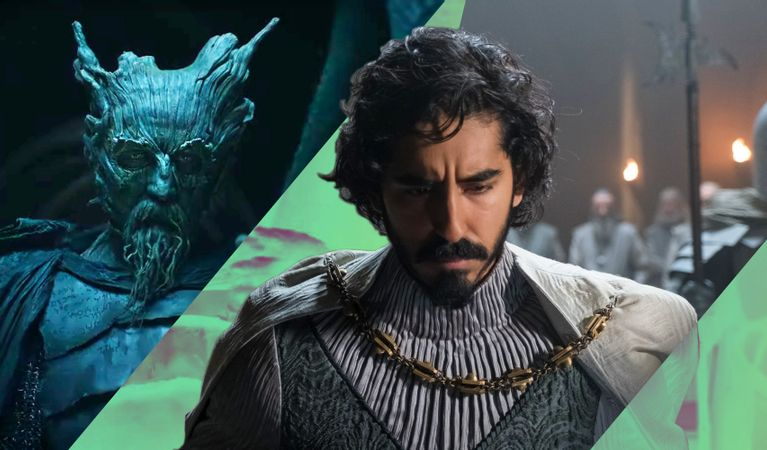 The Green Knight یکی از مورد انتظارترین فیلم های سال از دیوید لاوری است که دو پاتل در نقش سر گاواین در آن بازی می کند.