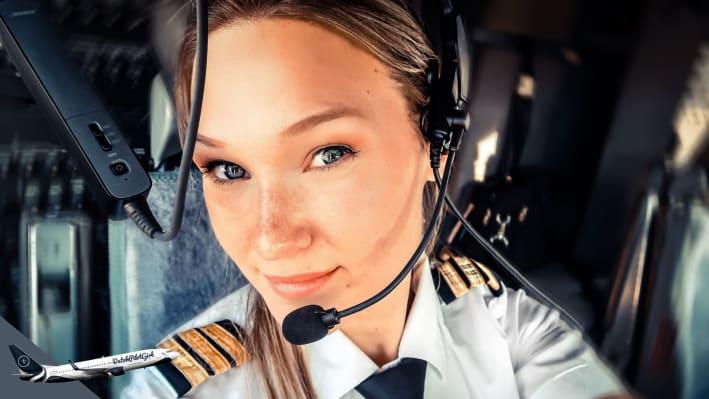 خلبانان اینستاگرام ؛ با محبوب ترین زنان و مردان خلبان در این شبکه اجتماعی آشنا شوید