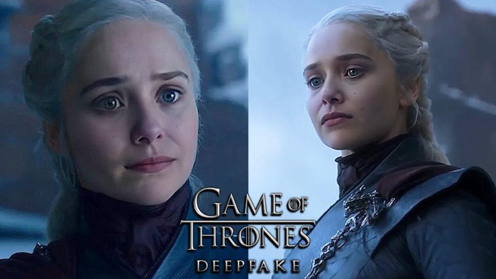 ویدیو دیپ فیک الیزابت اولسن در نقش دنریس تارگرین در Game Of Thrones + ویدیو