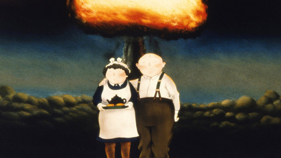 با طلوع دوره رقابت اتمی، ساخت انفجاروار فیلم هایی آغاز شد که به عواقب فیزیکی و روانی جنگ های هسته ای پرداختند .