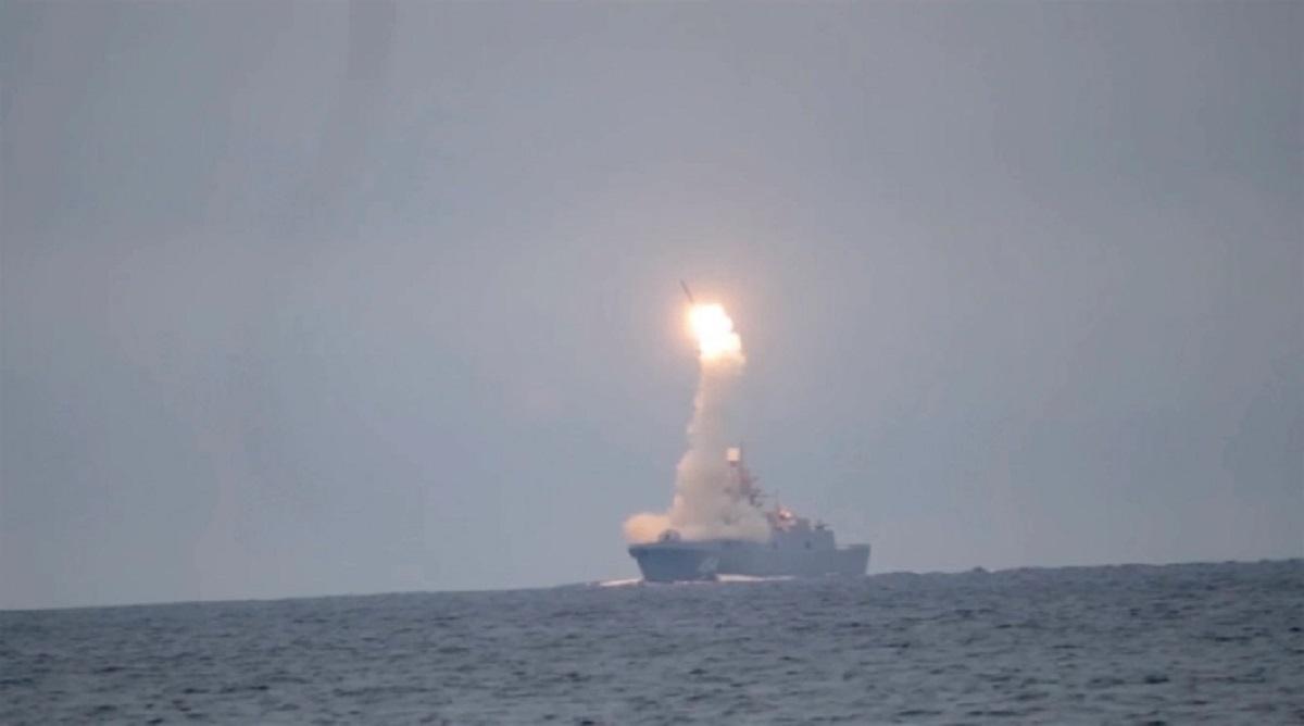 موشک فراصوت روسیه