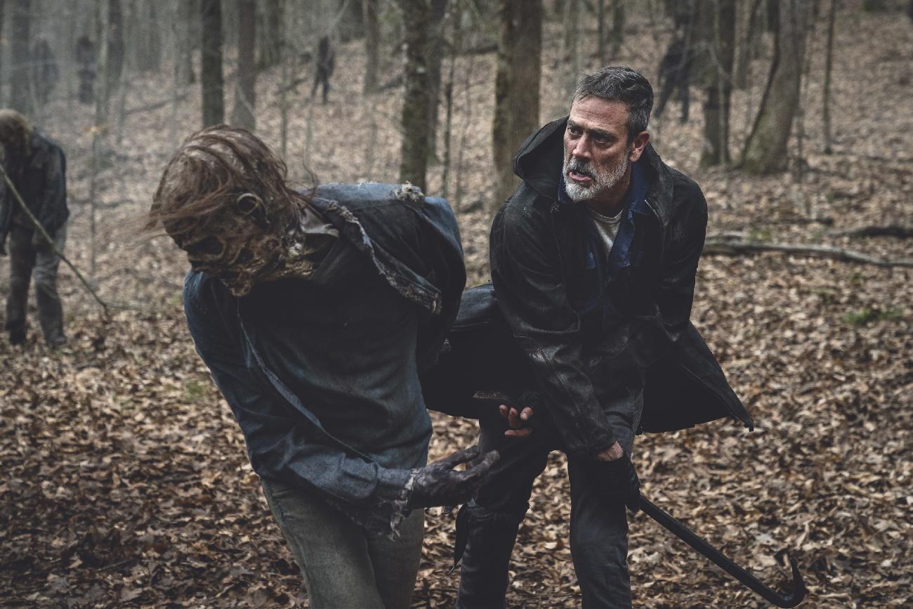 جفری دین مورگان بازیگر نقش نیگان در سریال The Walking Dead بعد از تماشای دو اپیزود ابتدایی فصل یازدهم این سریال محبوب زامبی محور، واکنش خود را در توییتر منتشر کرده است.